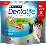 Purina Dentalife Medium Adult Dog Treat 15 Stick