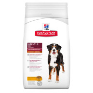 Hills Science Plan Canine Adult Advanced Fitness Large Chicken 12kg x2