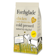 Forthglade Chicken Cold Pressed Adult Puppy & Senior Dog Food