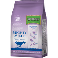 Natures Menu Mighty Mixer Turkey & Oats Adult Dog Food