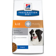 Hills Prescription Diet Canine KD+ Mobility Dry Food