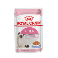 Royal Canin Health Nutrition Kitten Instinctive in Jelly 85g x 12