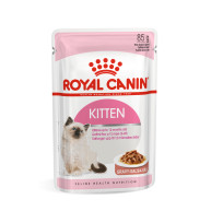 Royal Canin Health Nutrition Kitten Instinctive in Gravy Kitten Food