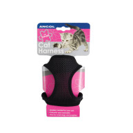 Ancol Soft Harness & Lead for Cats
