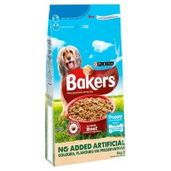Bakers Complete Beef & Vegetable Puppy Food