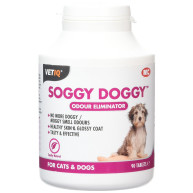 Mark & Chappell Vet IQ Soggy Doggy Odour Eliminator Tablets