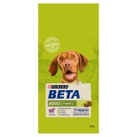 BETA Lamb & Rice Adult Dog Food 14kg