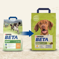 BETA Chicken Adult Dog Food 2.5kg