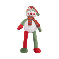 Rosewood Cupid & Comet Slushy the Snowman Dog Toy
