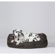 Barbour Wax & Cotton Dog Bed