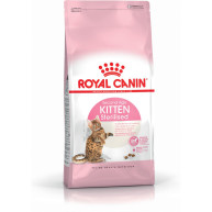Royal Canin Health Nutrition Sterilised Kitten  Food