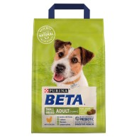 Beta Chicken Adult Small Breed Dog Food 2.5kg