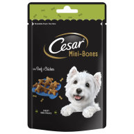 Cesar Mini Bones Beef & Chicken Adult Dog Treats