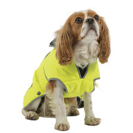 Ancol Muddy Paws Hi-Vis Stormguard Dog Coat