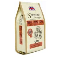 Simpsons 80/20 Chicken & Fish Puppy Food 2kg