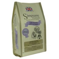 Simpsons Complete Salmon & Potato Sensitive Puppy Food