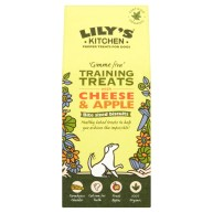Lilys Kitchen Cheese & Apple Training Treats for Dogs 100g