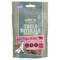 Lilys Kitchen Truly Naturals Crispy Tripe Adult Dog Treats