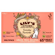 Lilys Kitchen Multipack Wet Cat Food 85g x 8