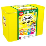 Dreamies Cat Treats Selection Box