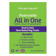 Feelwells Benefits All In One Healthy Dog Treats