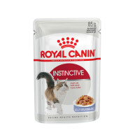 Royal Canin Health Nutrition Instinctive in Jelly Cat Food