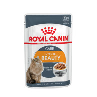 Royal Canin Health Nutrition Intense Beauty in Gravy Pouches Cat Food 85g x 12