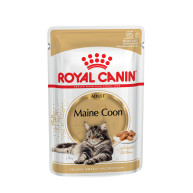 Royal Canin Maine Coon in Gravy Adult Cat Food 85g x 12