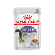 Royal Canin Health Nutrition Sterilised in Jelly Adult Cat Food 85g x 12