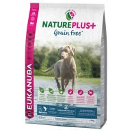 Eukanuba Nature Plus Salmon Grain Free All Breeds Puppy Food