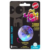 Spot Flashing Light Ball Cat Toy