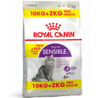 Royal Canin Health Nutrition Sensible 33 Cat Food 10kg + 2kg FREE