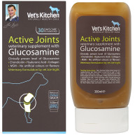 Vets Kitchen Active Joints Supplement Squeezy Bottle 300ml