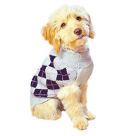 Buster & Beau Caddie Crew Neck Jumper for Dogs