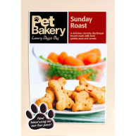 Pet Bakery Dog Treats Sunday Roast Bones 240g