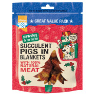 Good Boy Pawsley & Co Pigs in Blankets Christmas Dog Treats