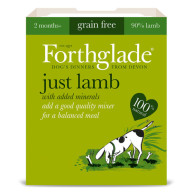 Forthglade Just Lamb Dog Food