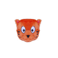 Outward Hound Invincibles Tosserz Tiger Dog Toy