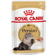 Royal Canin Breed Nutrition Persian in Loaf Adult Cat Pouches