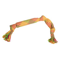 Good Boy Neon Threads Crackle Stick Dog Toy