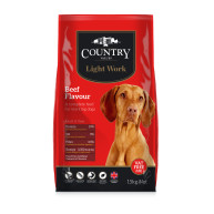 Burgess Country Value Beef Working Adult Dog Food