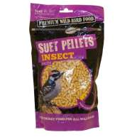 Suet to Go Premium Suet Insect Pellets Wild Bird Food 550g
