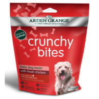 Arden Grange Crunchy Bites Dog Treats 225g - Chicken