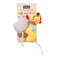 Danish Design Gracie and Millie Catnip Duo Cat Toy
