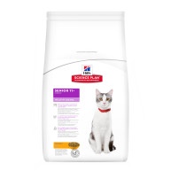 Hills Science Plan Feline Senior 11+ Healthy Ageing with Chicken 2kg