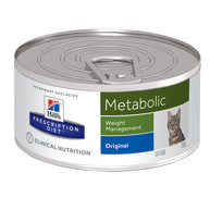 Hills Prescription Diet Feline Metabolic Canned