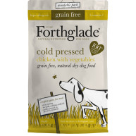 Forthglade Cold Pressed & Grain Free Chicken Dog Food
