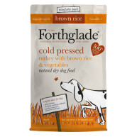 Forthglade Cold Pressed Turkey & Brown Rice Dog Food