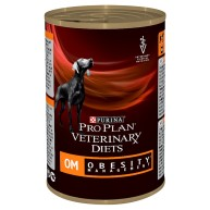 PURINA VETERINARY DIETS Canine OM Obesity Management Wet 400g x 36