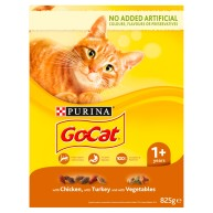 Go-Cat Turkey & Vegetable Adult Cat Food